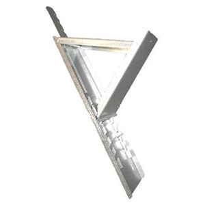Adjustable Galvanized Roof Bracket (6 Position) - case of 6