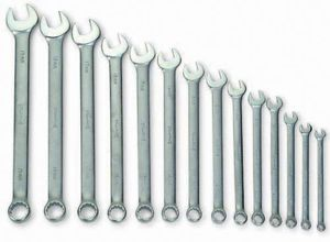 Wrench Set 14 Piece 1/4 - 1-1/16""