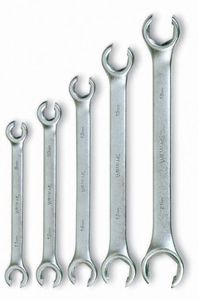 Flare Nut Wrench Set 5 Piece