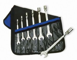 Flex Combo Wrench Set