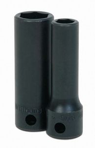 "3/8"" Drive Deep Impact Socket 6-Pt 8MM"