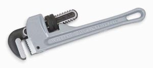 "10"" Pipe Wrench Aluminum Heavy-Duty"