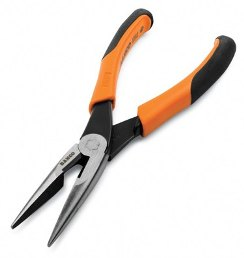 Long Nose Plier ergo® Grips 7""