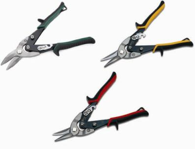 3 Piece Aviation Snips Set