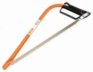 "Bow Saw Plastic Handle 21"" Pt"