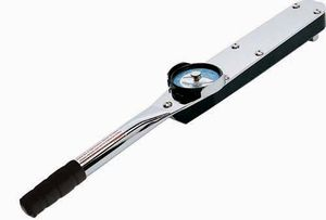 "3/4"" Dr 0-600 Ft. Lb. Dial Torque Wrench"