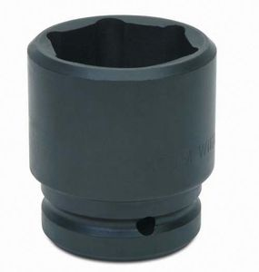 "1"" Drive Impact Socket 6-Pt 75MM"
