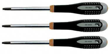 3 Piece Robertson® ergo® Screwdriver Set