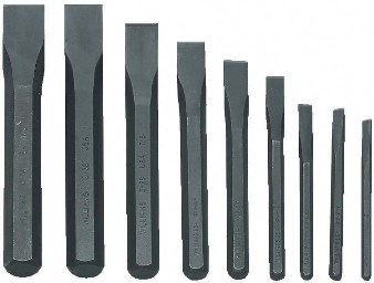 9-Piece Cold Chisel Set