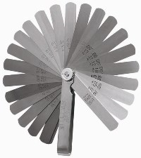 Master Feeler Gauge Set