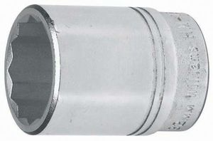 3/4 Drive Standard Socket 12-Pt 50MM