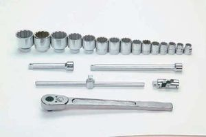20 Piece Tool Set Only