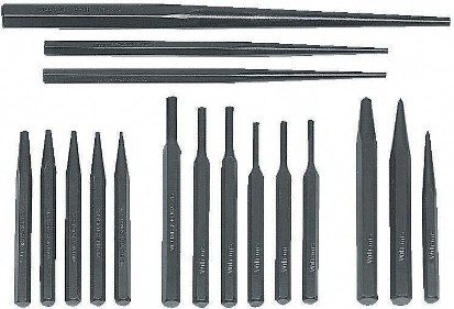 17-Piece Punch Set