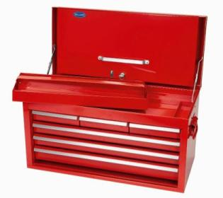 6 Drawer Top Chest-Drop Front