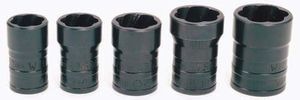 "1/2"" Drive TurboSocket Set 5-Piece"