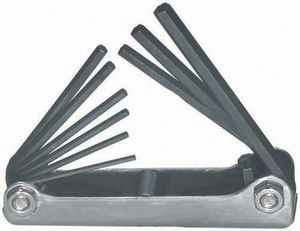 Hex Key Set 9 Piece