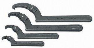 Adj Hook Spanner Wrench Set 4 Piece