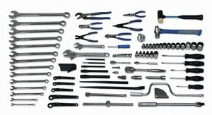 Basic Machine Repair Set Tools Only