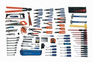 Electrical Maintenance Svc Set Tools Only