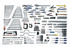 Advanced Maintenance Svc Set Tools Only