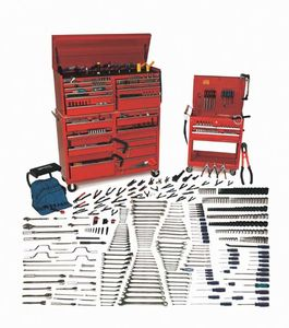 Maxxum Set Fractional Tools Only