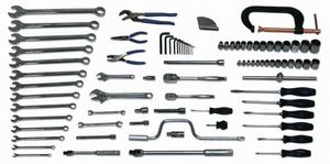General Ind Repair Set Tools Only