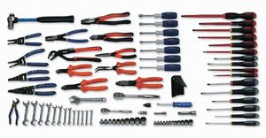 Basic Electrical Repair Set Tools