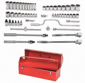 57 Piece Tool Set Only