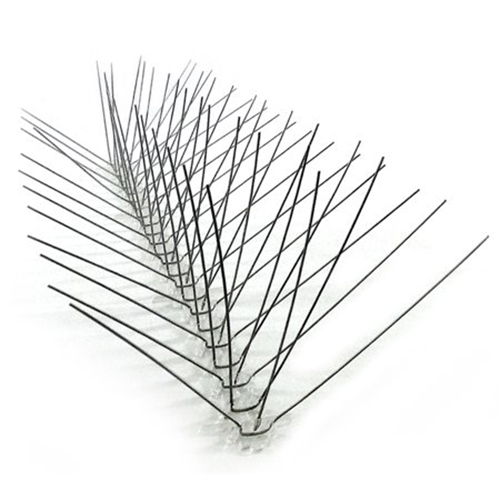 Narrow Stainless Steel Spikes