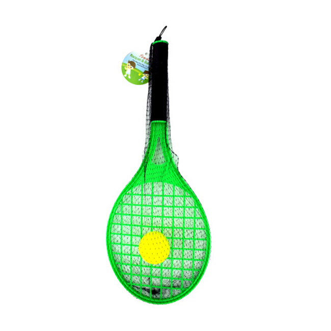 bulk buys Toy tennis racket with foam ball 12 Pack