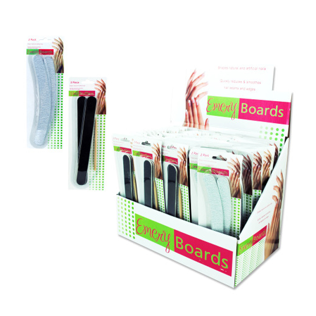 bulk buys Emery board value pack Case of 72