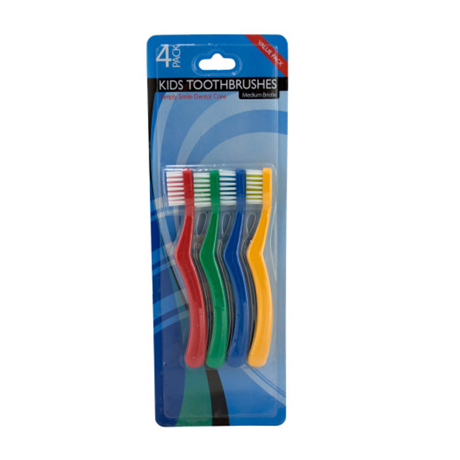 Kids toothbrush pack Pack of 24