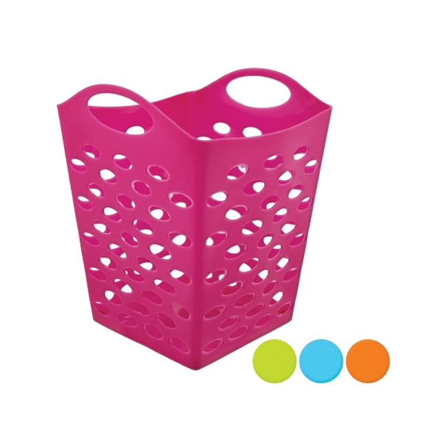 Flexible Square Storage Basket Pack of 24