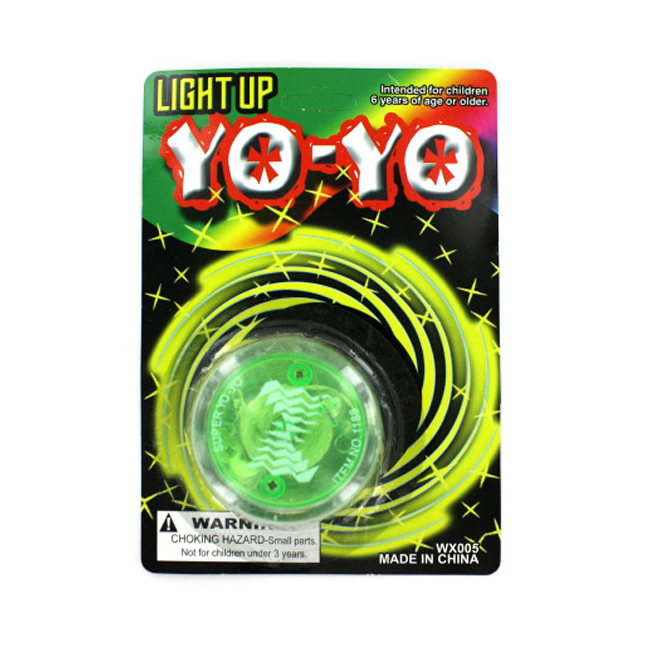 Light up yo-yo 24 Pack