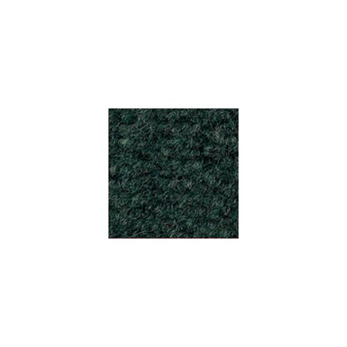 4' x 8' Standard Tuff Olefin Mat Hunter Green