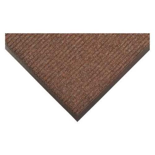 3' x 5' Apache Rib Mat Cocoa Brown