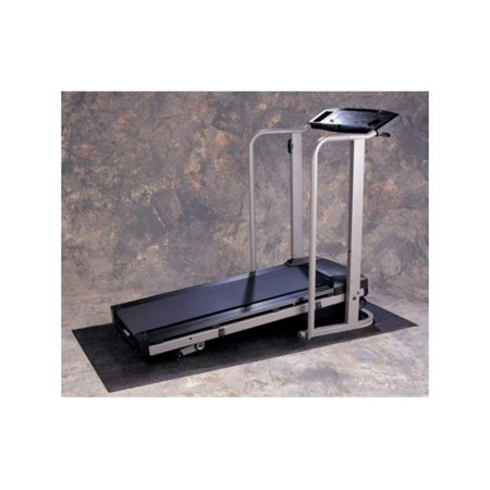 "TREADMILL 3/8"" 3'X6'6'' PEBBLED Mat"