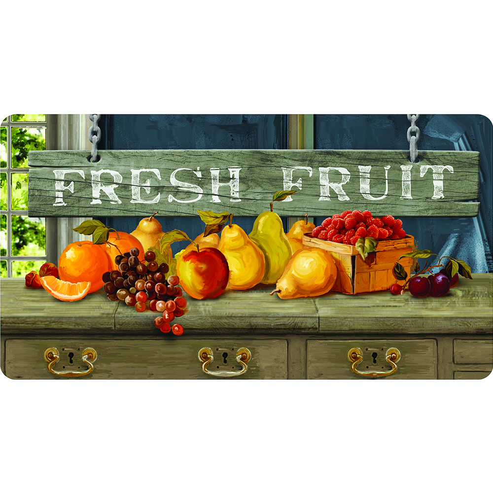 SOFT STAND FRESH FRUIT SIDEBOARD