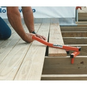 BoWrench® Decking, Plywood & Paneling Tool