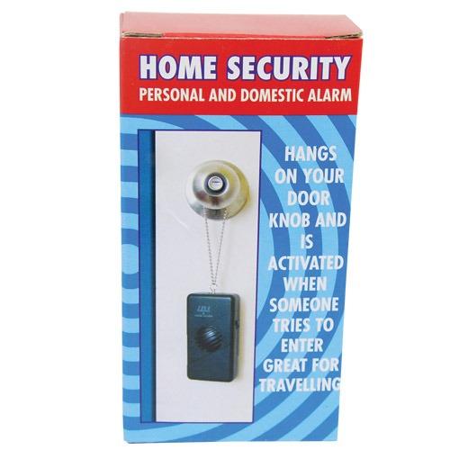 2 n 1 Personal & Burglar Alarm
