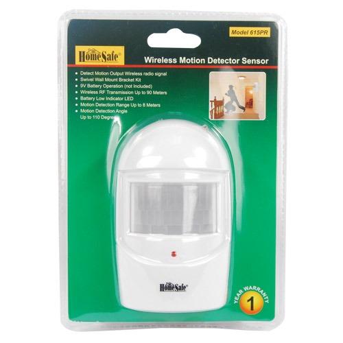 HomeSafe Wireless Home Security Motion Sensor