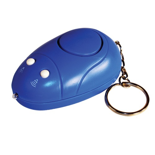 Keychain Alarm with Light
