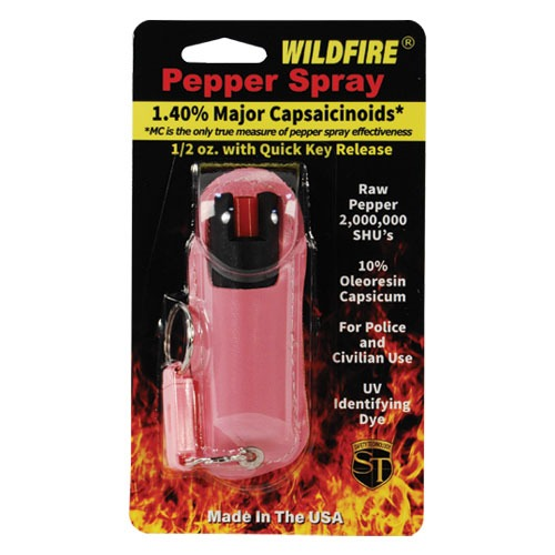 WildFire 1.4% MC 1/2 oz Halo Holster Pink