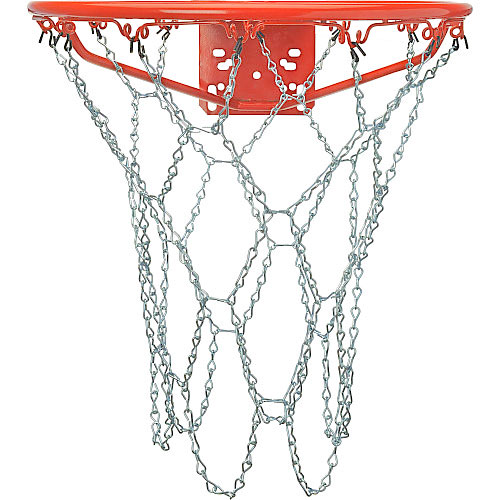 Outdoor Galvanized Steel Chain Basketball Net