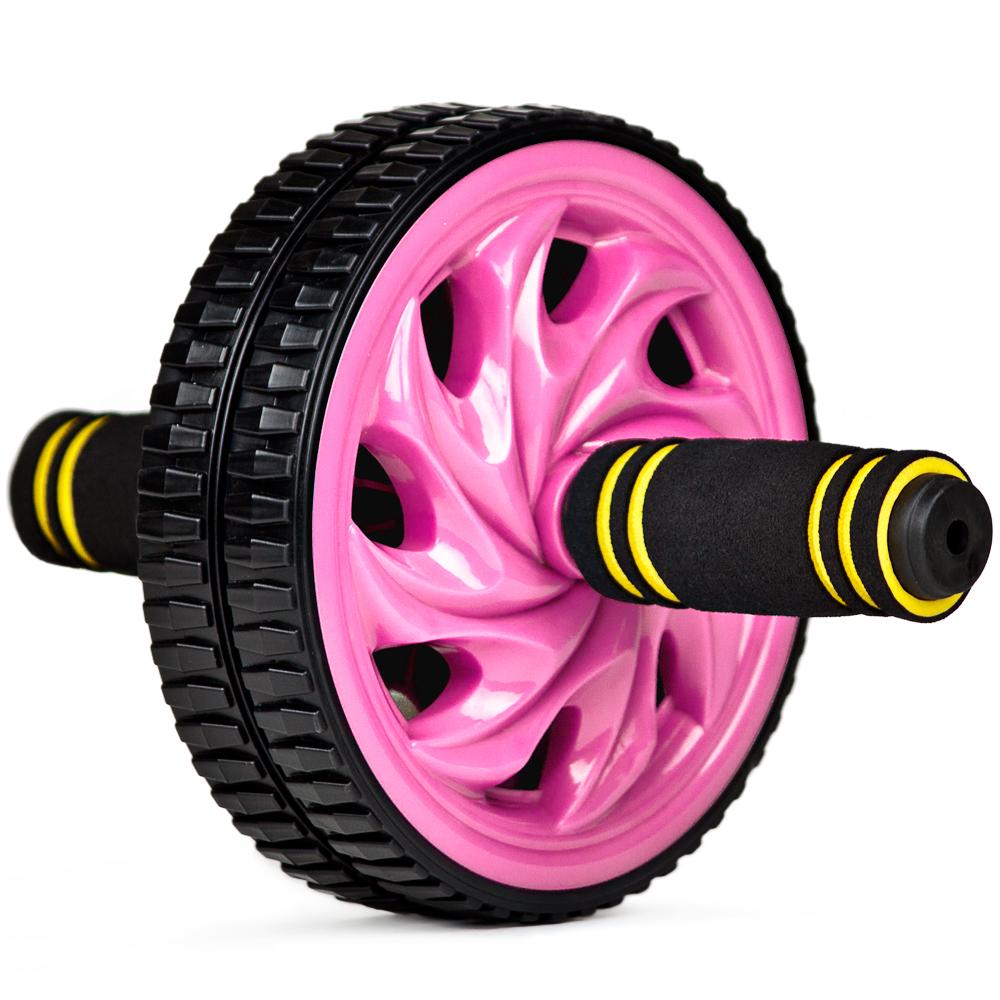 Ab Wheel - Pink