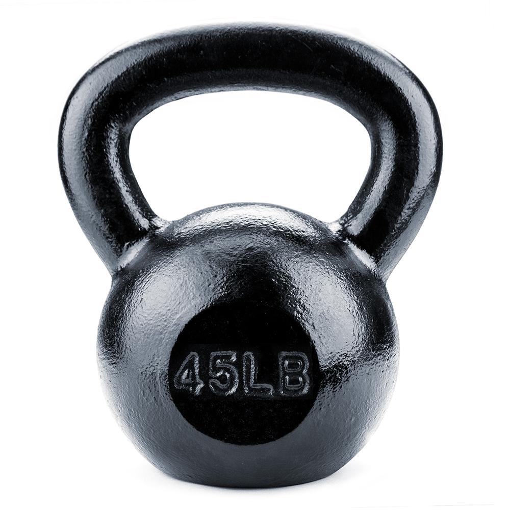 45lb Cast Iron Kettlebell