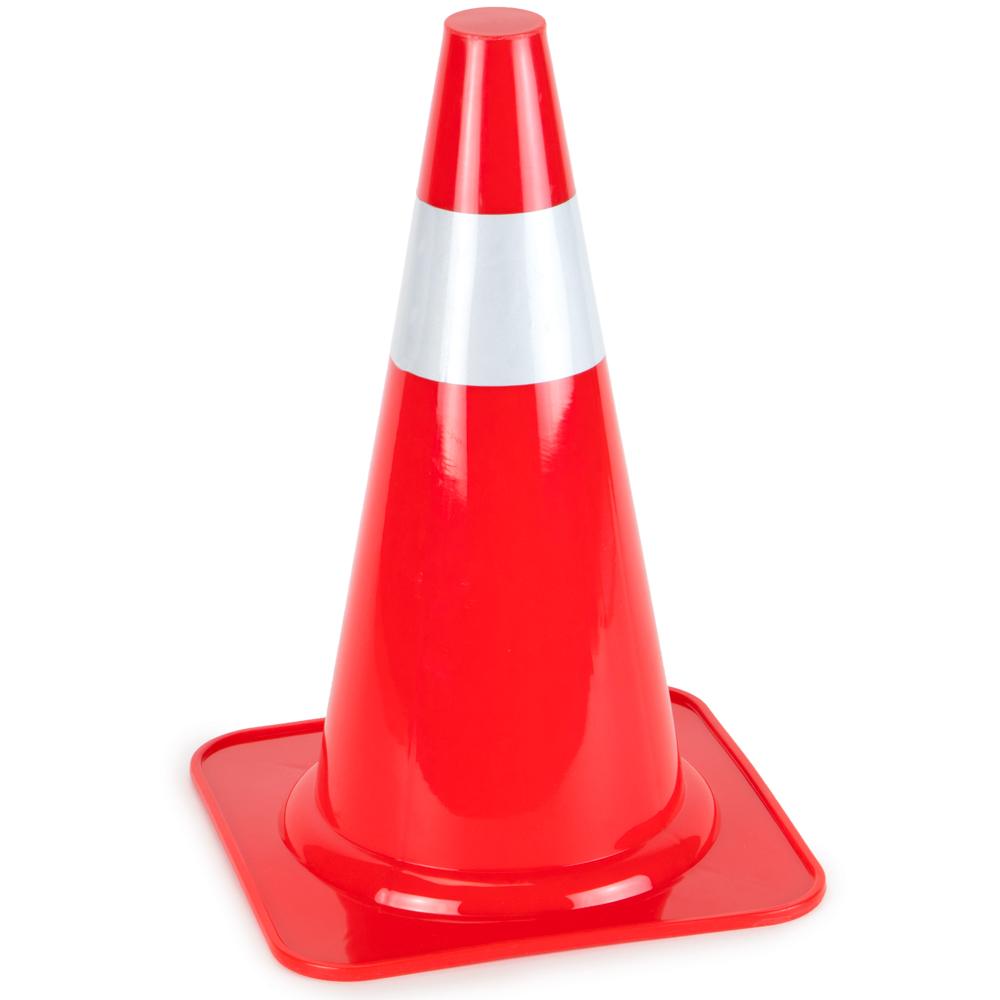 "15"" Reflective High Hat Cones"