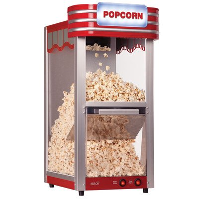 Theater Style Popcorn Maker