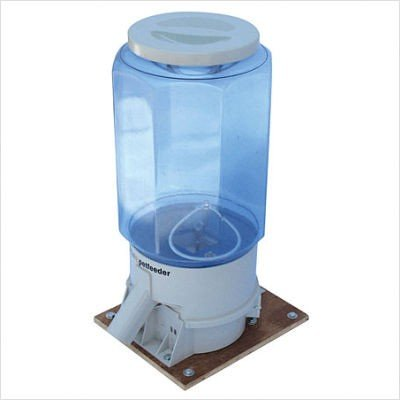 Outdoor Auto Pet / Pond Feeder - Medium