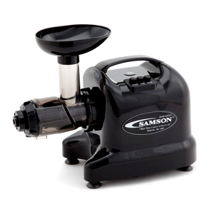 Samson GB9005 Single Auger Juicer - Black
